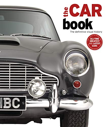 The Car Book: The Definitive Visual History (English Edition) por DK