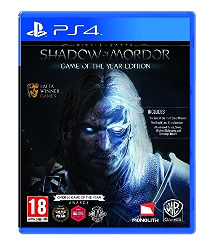 Middle – Earth: Shadow of Mordor Game of the Year Edition (PS4)