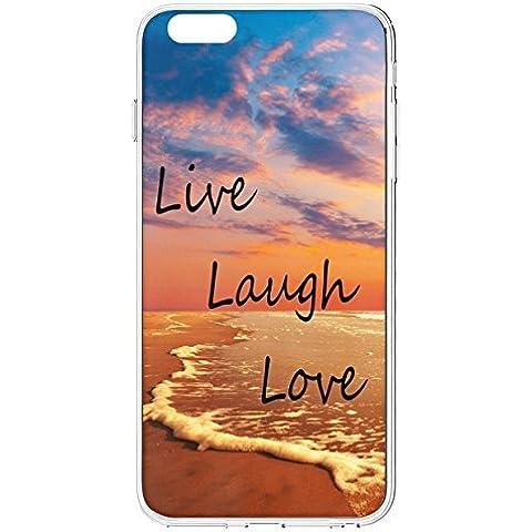 Pacyer® Custodia iPhone 7 3D Case Ultra Thin Soft Bumper TPU Case Cover with Scenario & Motto Per iPhone 7 (3)