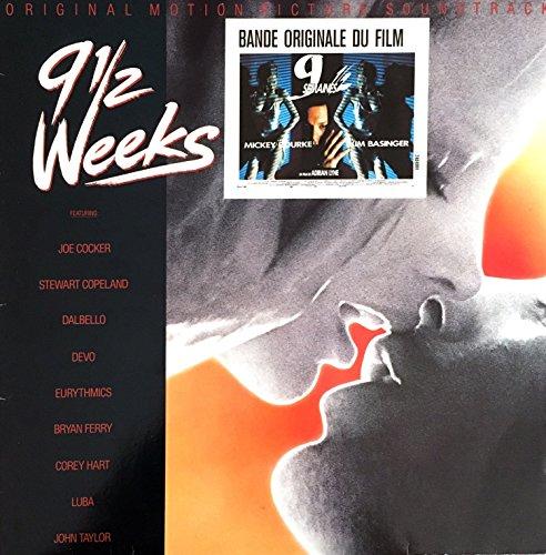 9 1/2 Wochen [Blu-Ray] (Deutsche Tonspur)