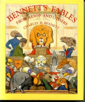 bennetts-fables-from-aesop-and-others-translated-into-human-nature