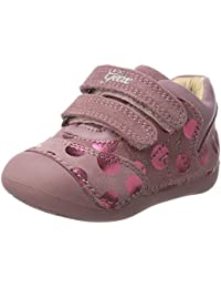 Geox B Tutim C, Sneakers Basses Bébé Fille