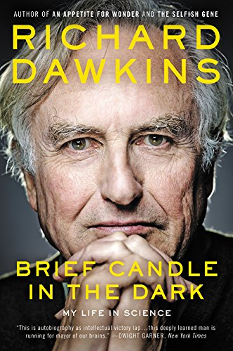 Brief Candle in the Dark: My Life in Science por Charles Simonyi Professor of the Public Understanding of Science Richard Dawkins