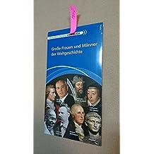 Große Frauen und Männer der Weltgeschichte. Schiller, Gorbatschow, Wilhelm der Eroberer, Katharina von Medici, Gandhi, Nietzsche, Washington, Augustus (Reader's Digest Hörbuch)