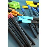 Perpetua la matita, composta all'80% di grafite riciclata