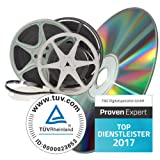 Schmalfilme professionell digitalisieren lassen, Formate: Super 8, Normal 8 (12cm Spule)