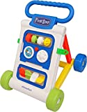 Best Toys For 10 Month Olds - Goyal's My First Step Baby Activity Walker White Review