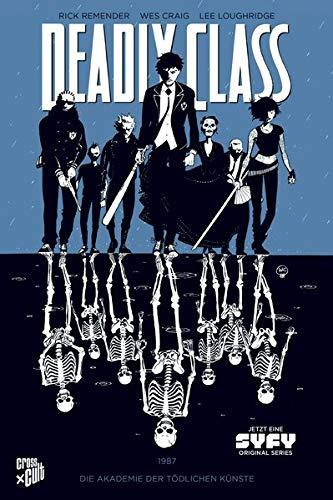 Deadly Class 1: Akademie der tödlichen Künste