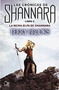 La reina elfa de Shannara par Terry Brooks