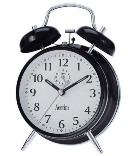 Acctim 12623 Saxon Reloj con Alarma