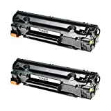 2 Toner für Canon EP22 LBP 1110 1120 250 350 I-Sensys LBP 800 810 Lasershot LBP 1120 1100 Series 1110 SE 22 X 5585 I P 420 - 1550A003 - Schwarz je 2500 Seiten