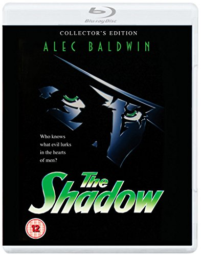 The Shadow (Dual Format Blu-ray & DVD) [UK Import]
