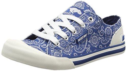 Rocket Dog Jazzin, Women's Low-Top Sneakers, Blue (BLUE BA1), 4 UK (37...