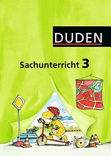 Duden Sachunterricht - Alle Bundesländer (außer Sachsen und Bayern): 3. Schuljahr - Arbeitsheft mit Beiheft Präsentationen