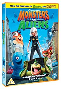 monsters vs aliens uk import amazonde reese
