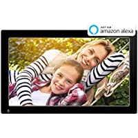 Nixplay 18.5 inch Cloud Digital Photo & HD Video Frame with Motion Sensor