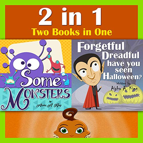 2 Books in 1: Forgetful Dreadful and Some Monsters (English Edition) (Minuten Zwei Halloween In)