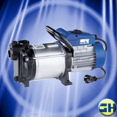 KSB Multi Eco® 35.6 P Kreiselpumpe bis 4,2m³/h thumbnail