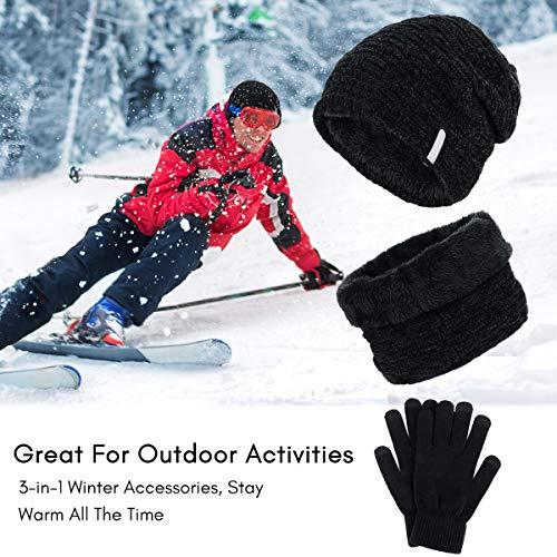 Zoom IMG-3 tedgem cappello uomo invernali in