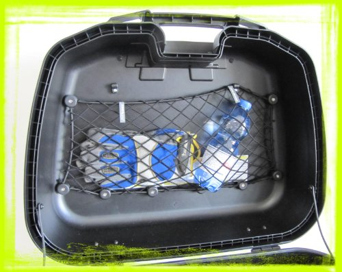 Rete 'large' per bauletto Top-Case GiVi Trekker 52 LT