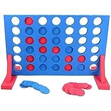 Toyland® Giant 4 In A Row Game - Giochi da giardino - Giochi giganti - Giochi per famiglie