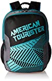 #6: American Tourister 27 Ltrs Black Casual Backpack (AMT CRUNK 2017 BKPK 02- BLACK)