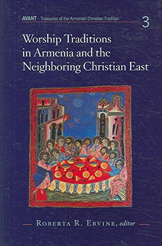 [(Worship Traditions in Armenia and the Neighbouring Christian East)] [By (author) Robert Taft ] published on (December, 2006)