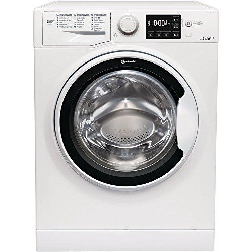 Bauknecht WA STAR 7418EX autonome Belastung Bevor 7kg 1400tr/min A + + + Waschmaschine-Waschmaschinen (autonome, bevor Belastung, Knöpfe, drehbar, links, 7kg)