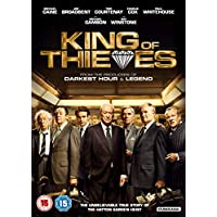 King of Thieves [DVD] [2018]