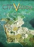 Sid Meier's Civilization V - Map Pack: Explorers DLC [PC Steam Code]