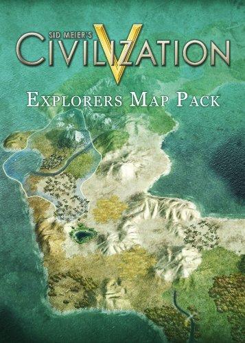 Sid Meier's Civilization V Map Pack Explorers DLC