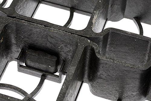 40LG 5m² Rasengitter Paddockplatten 50x50x4 cm Paddockplatte Rasengitterplatten -