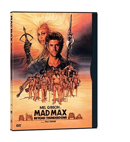 Mad Max Beyond Thunderdome [Import USA Zone