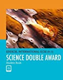 Edexcel International GCSE (9-1) Science Double Award Student Book: print and ebook bundle