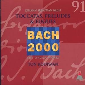 Toccatas und Fugen BWV 538, 540