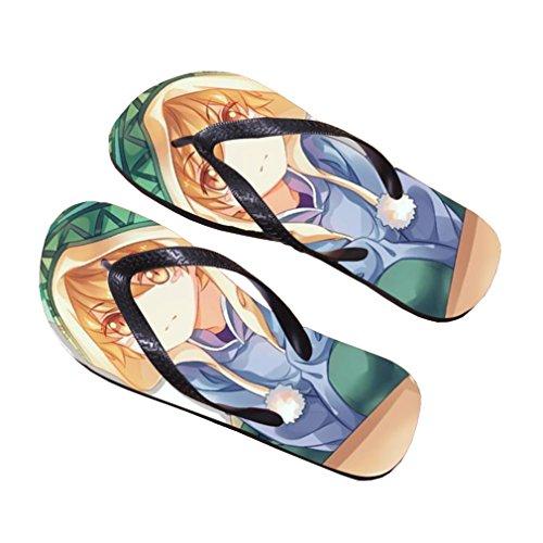 Bromeo Noragami Anime Unisexe Flip Flops Tongs 513