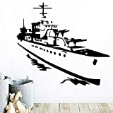 TYLPK Heiß-verkaufende Schiffs-Wand-Aufkleber-Vinylabziehbilder...