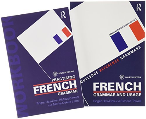 French Grammar and Usage + Practising French Grammar (Routledge Reference Grammars) by Hawkins, Roger, Towell, Richard, Lamy, Marie-Noelle (March 17, 2015) Paperback