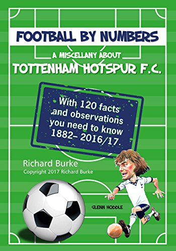 A-Miscellany-About-Tottenham-Hotspur-FC-Football-By-Numbers