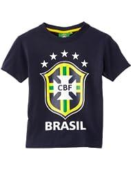 CBF Brésil T-Shirt manches courtes enfant