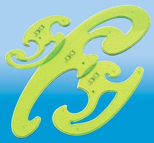 jakar-french-curve-wallet-3-pc-set-plastic