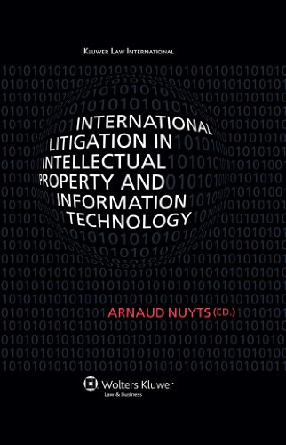 International Litigation in Intellectual Property and Information Technology