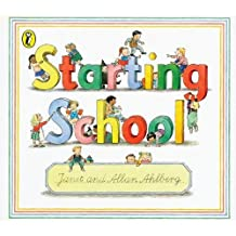 Starting School (Picture Puffin) by Janet Ahlberg (1990-08-02)
