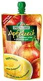 Spreewaldhof Kalt geriebenes Apfelmus, 10er Pack (10 x 350 g Beutel)