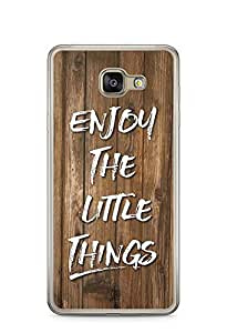 YuBingo Enjoy The Little Things Designer Mobile Case Back Cover for Samsung Galaxy A7 2016