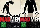 Mad Men Staffel 2+3 (8 DVDs)