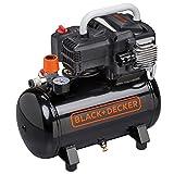 BLACK+DECKER 1801 Compressore con Serbatoio, da 12 L