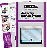 dipos I 2X Schutzfolie klar passend für Lenovo Tab4 10 Plus TB-X704F Folie Displayschutzfolie