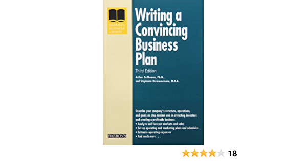 Writing convincing business plan custom thesis statement ghostwriters for hire for phd