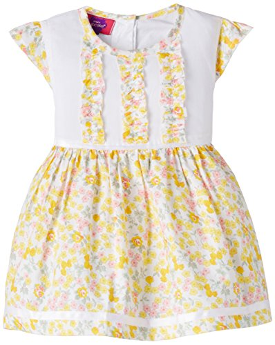 Cupcake Baby Girls' Dress (M3-9-2505_Multi-Colour_18 months)